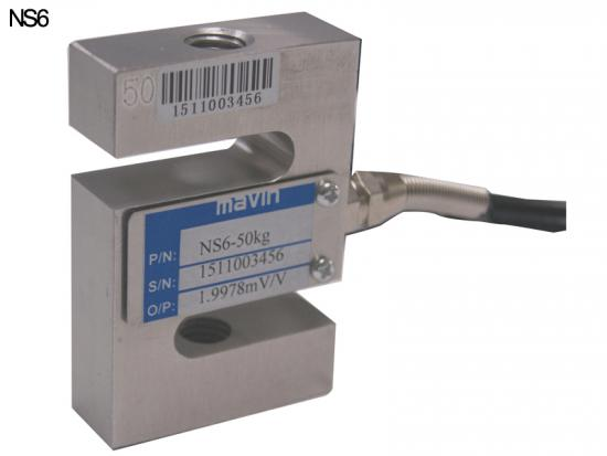 S type load cell NS6